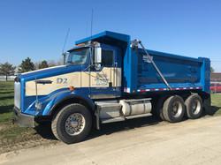 "HBTM-16' Hardbox Truck Mount (22"" Rad.)"