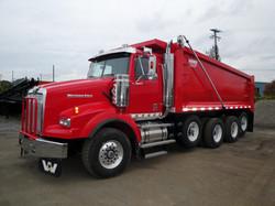 HBTM-19'-6 Hardbox Truck Mount (22 Rad.)