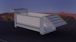 "HBTM-16' Truck Mount (22"" Rad.)"