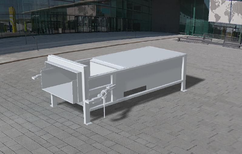 WP-2 Horizontal WetPak Compactor