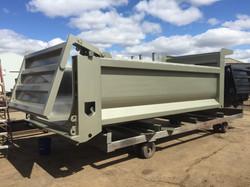 "HBTM-20' Hardbox Truck Mount (22"" Rad.)"