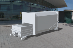 SC-25 Self-Contained Compactor