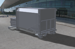 SC-20 Self-Contained Compactor