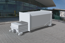 SC-30 Self-Contained Compactor