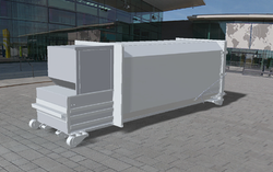 SC-35 Self-Contained Compactor