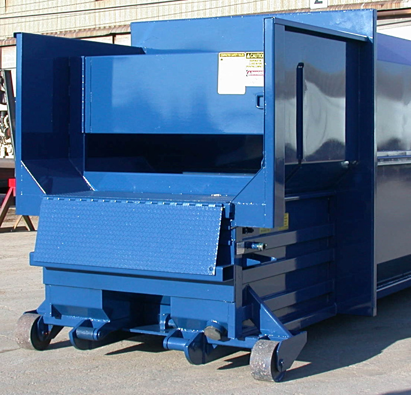 Self-Contained Compactor
