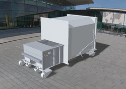 SC-15 Self-Contained Compactor