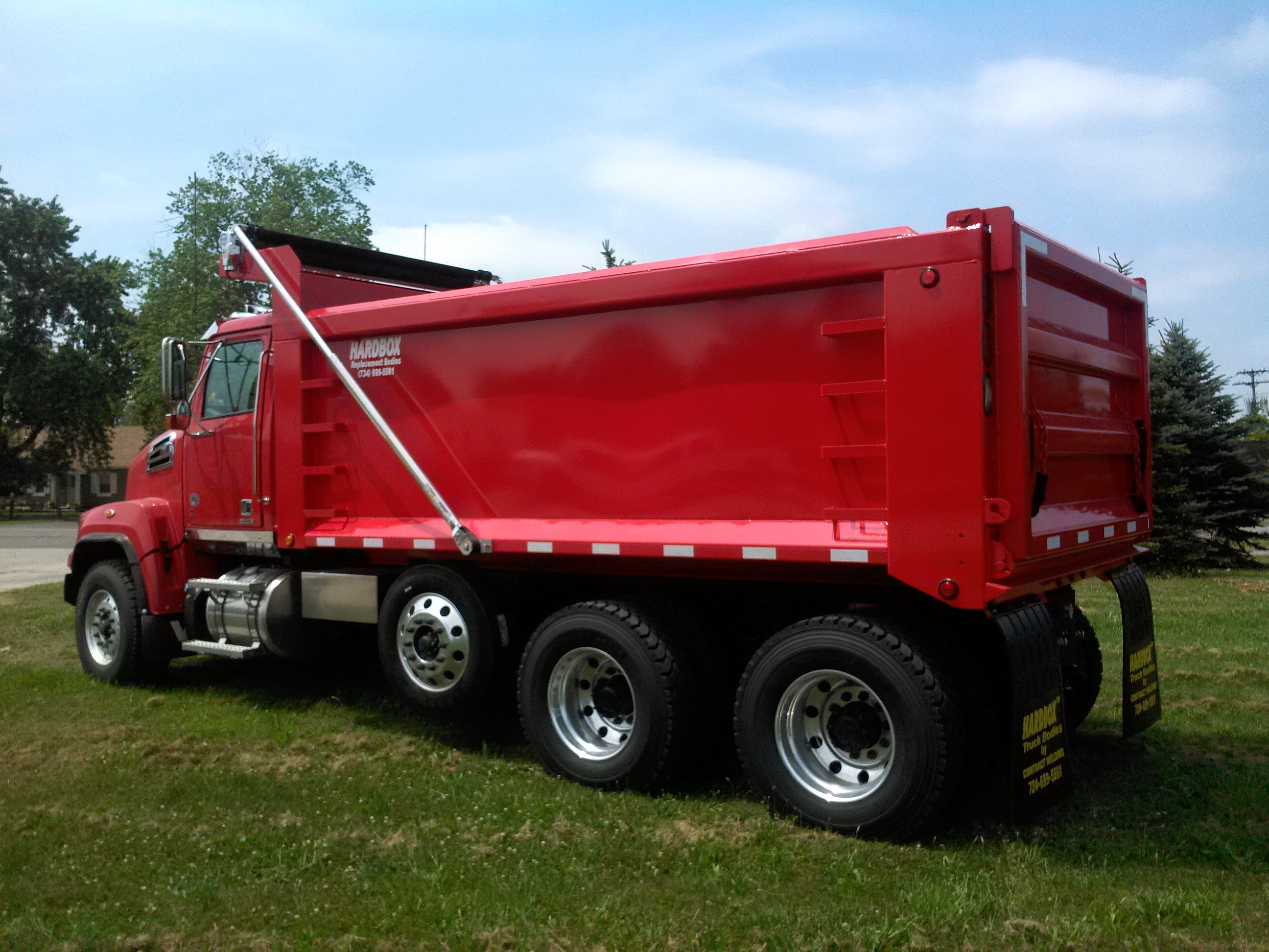 HardBox (Truck Mount)