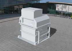 VP-6 Vertical Compactor