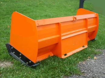 Skid-Steer Pusher