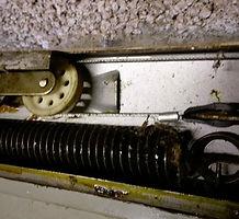 garage door running gear