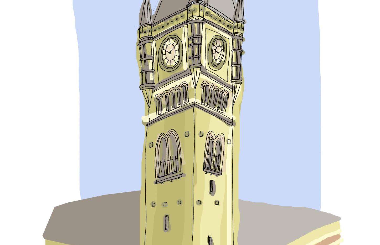 Darlington Town Clock