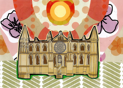 Durham Collage (Traditional)