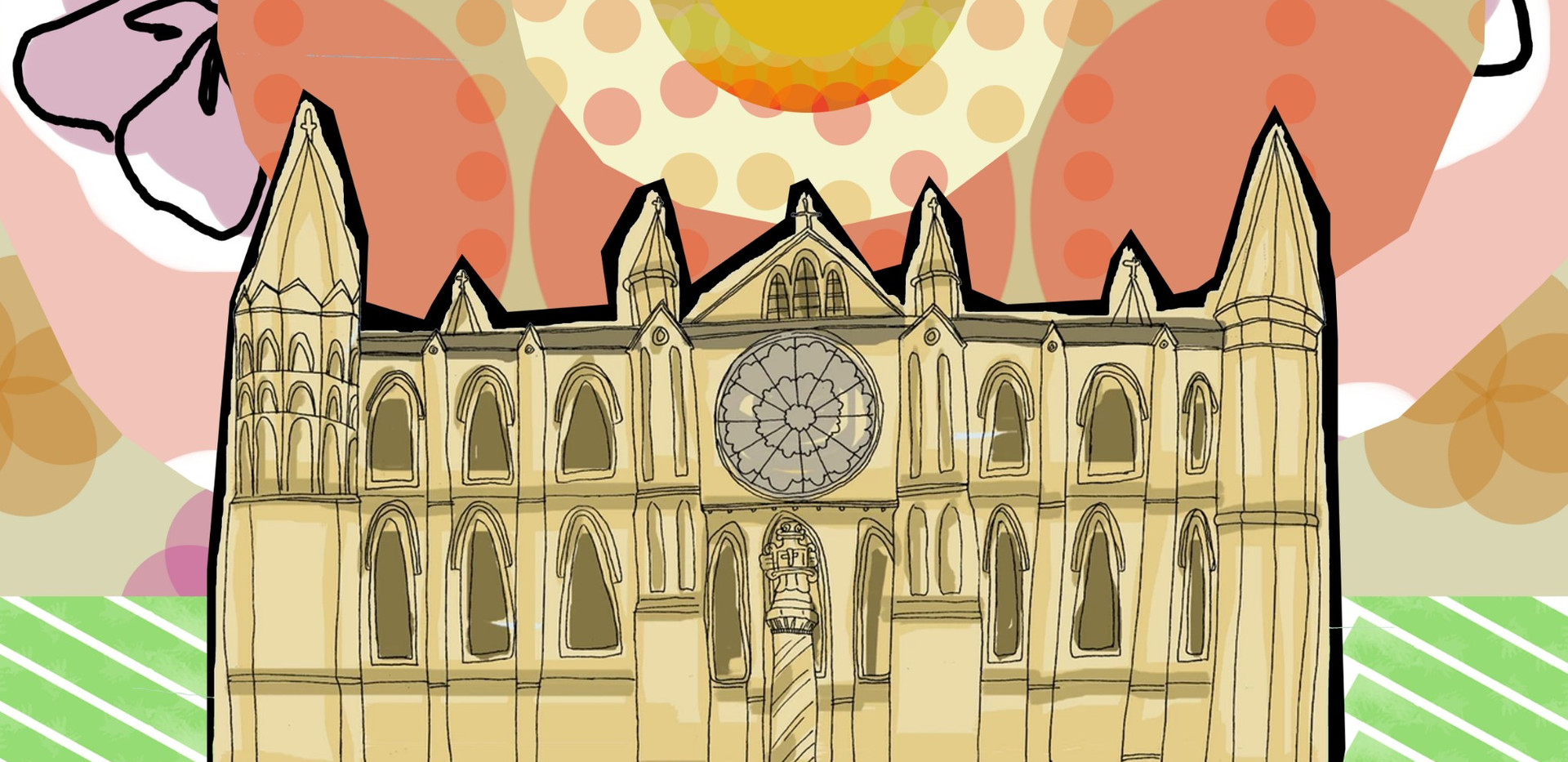 Durham Collage (Digital)