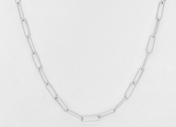 Judy necklace - silver