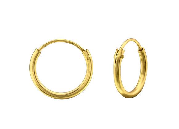 basic hoop 12 mm - yellow