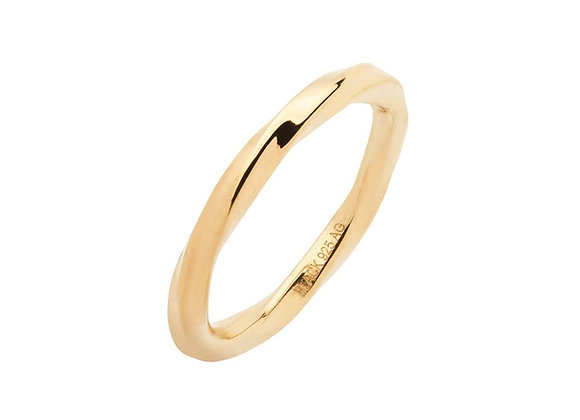 marcelle ring - gold plated