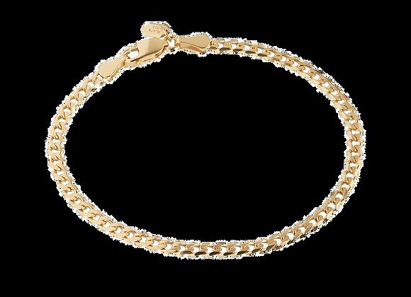 Saffi bracelet - gold plated