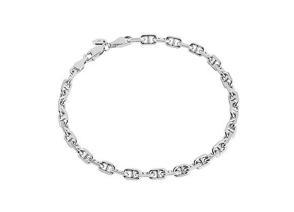 porto bracelet - sterling silver