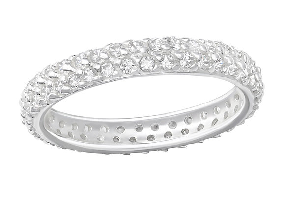 Odile ring - sterling silver