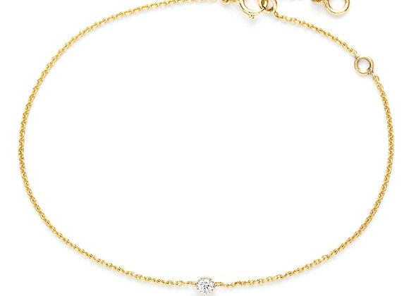 Madeleine Bracelet - 14k solid gold