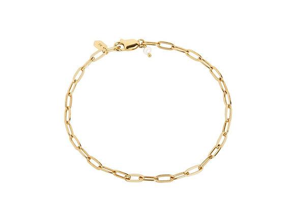 Gemma Bracelet - Gold Plated