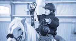 Simon Therapeutic Riding