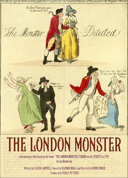 The London Monster Poster