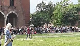 Confraternita del Leone a Piacenza 100 Torri!