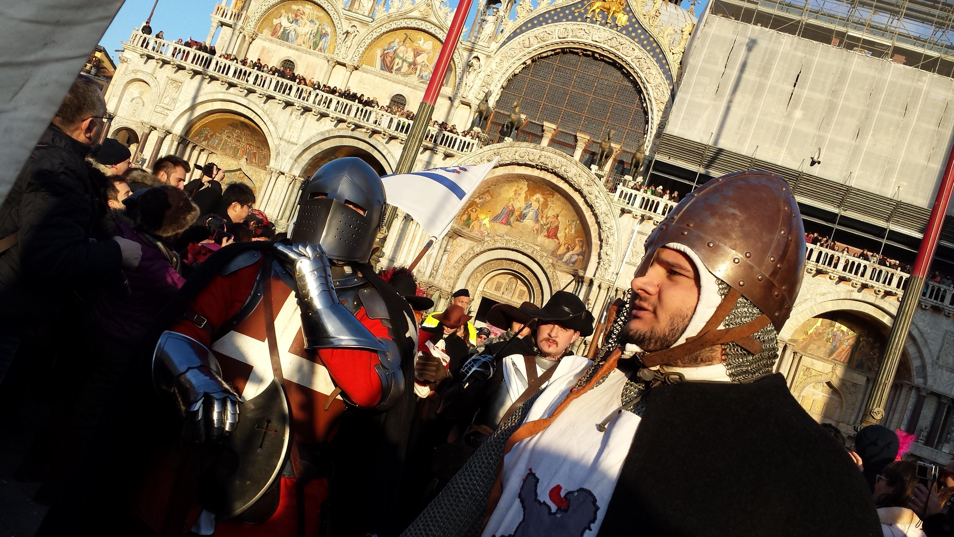 Venezia sfilata storica