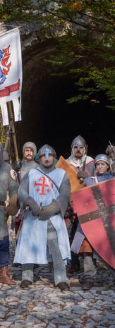 Milizia medioevale comunale del 1200