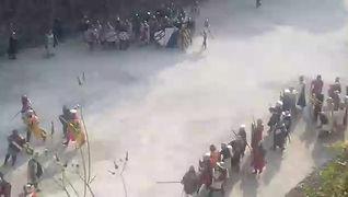 Assedio di Federico II Battaglia