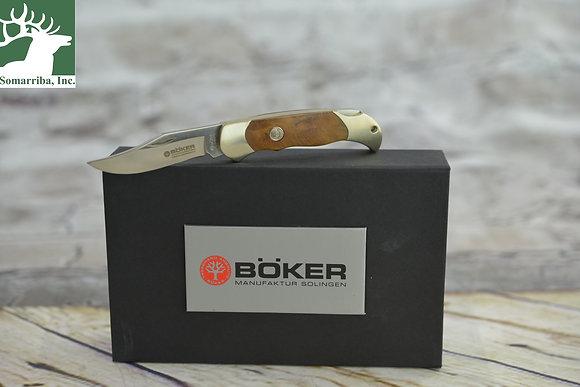BOKER KNIFE 112402 BOY SCOUT THUJA