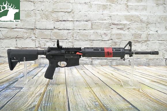 "SPRINGFIELD ARMORY RIFLE ST916556BMA SAINT 5.56X45MM NATO 16"" BBL (1) 30+1 BLACK"