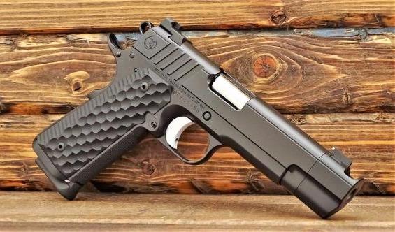 Pistol Review: Nighthawk Custom's Fire Hawk - First in the Line of