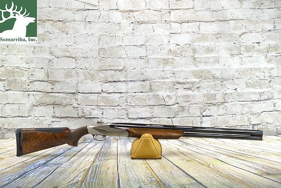 "BENELLI SHOTGUN 10704 828U OVER/UNDER 12 GA 28"" BARREL,  AA-GRADE SATIN WALNUT"