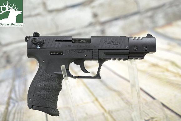 WALTHER ARMS PISTOL 5120334  P22 CA TARGET