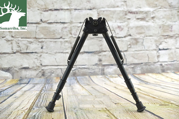 HARRIS BIPOD MODEL 25 ULTRALIGHT BIPOD S SERIES 25S BLK ANODIZED FINISH