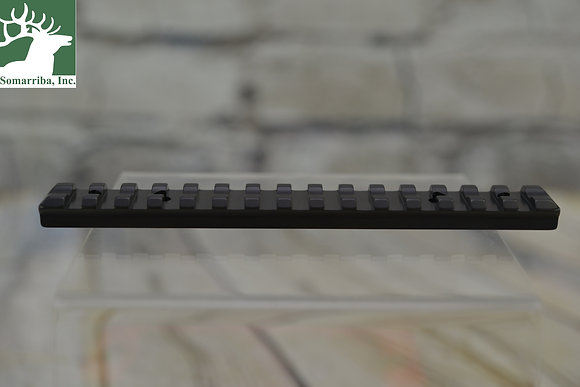 RECKNAGEL RAIL MOUNT STEYR S: CLASSIC, PROHUNTER, SM12, CLII