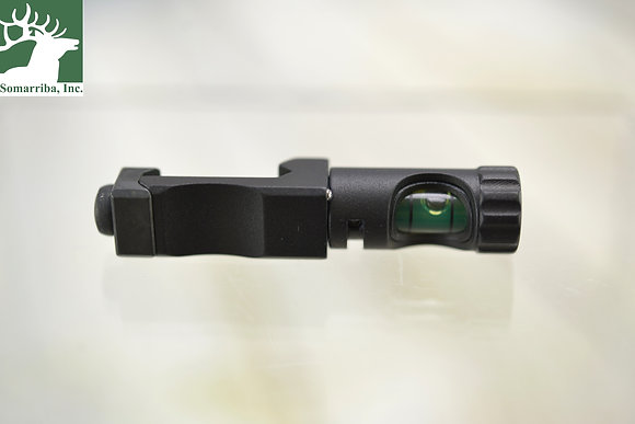 RECKNAGEL T0550-0000 ERA-TAC OFFSET ADAPTER WITH BUBBLE LEVER FOR PICATINNY RAIL