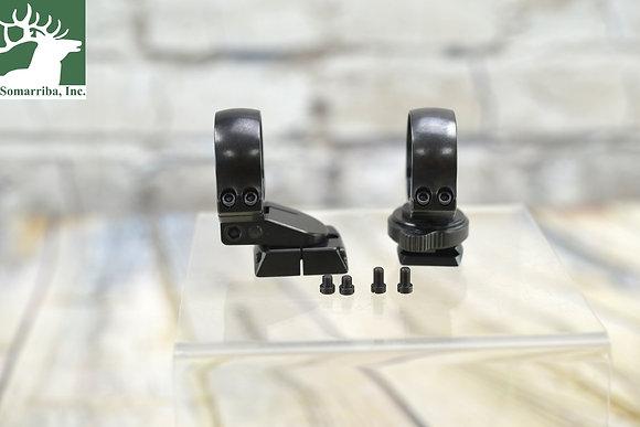 RECKNAGEL G9PLUS D30/M98 30MM RING MAUSER M98 MAGNUM