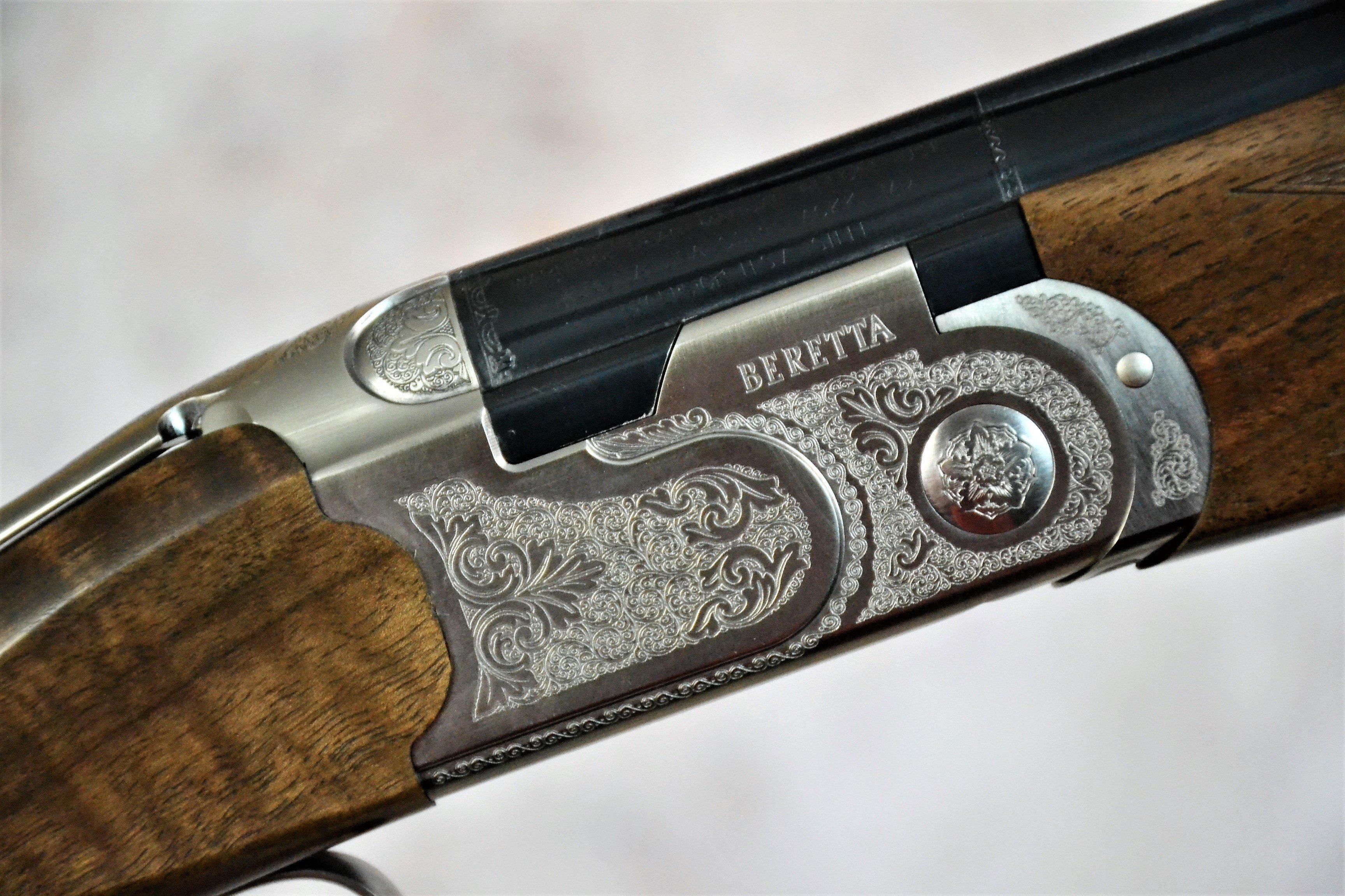 Shotgun Review: Beretta 686 Silver Pigeon I