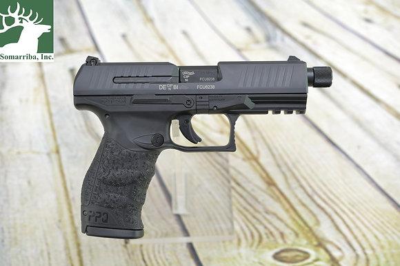 "WALTHER ARMS PISTOL 2829231 PPQ M2  .45 AUTO (12) RND CAPACITY BLACK  4.9""BL"