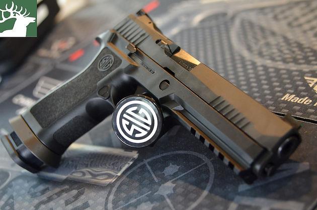 Pistol Review: Sig Sauer's P320 X-FIVE | Somarriba, Inc