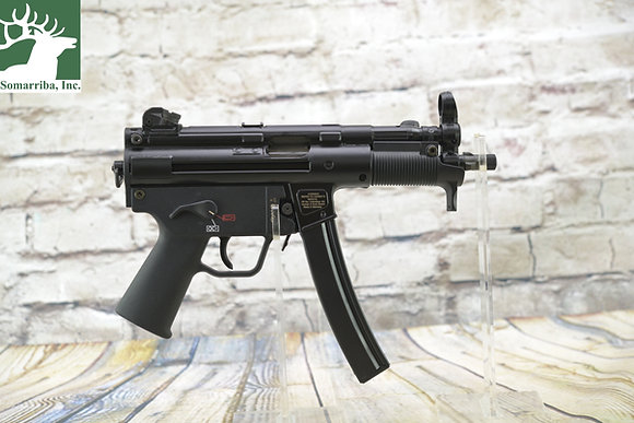HECKLER & KOCH SP5K-PDW, 9mm, two 30rd magazines