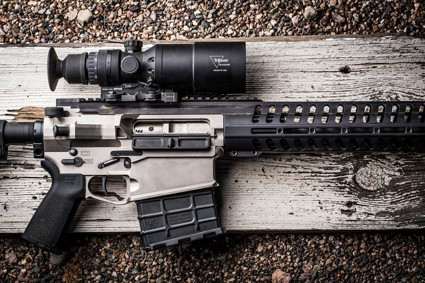 Optic Review: The Trijicon IR Hunter MK2
