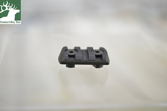 RECKNAGEL T5903-0008 M-LOK PICATINNY MOUNT  3 SLOT