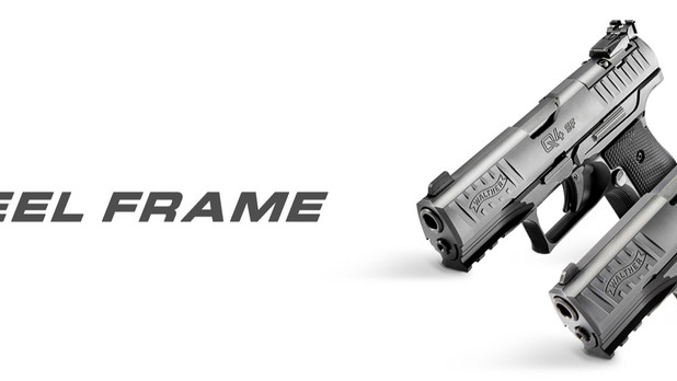 Walther Arms: The Q4 Steel Frame - Peak Performance In Any Situation