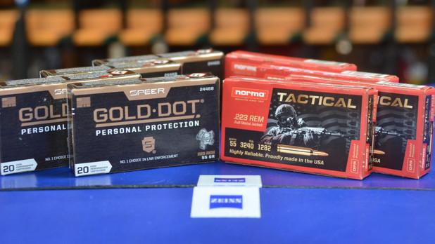 IN-STOCK: .223 & 12 GA Self-Defense Ammunition