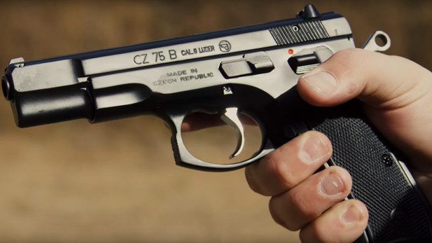 CZ USA: The Best Competition/Target Handguns In The Industry